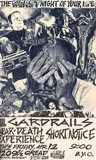 Gardrails flyer