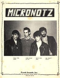 1985 Micronotz press kit