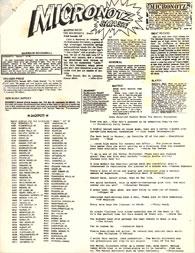 1985 Micronotz press kit