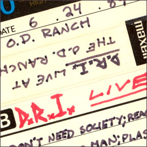 D.R.I. J Card